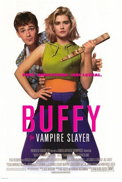 The original Buffy. Kinda scary... I feel old. Image from http://tvtropes.org/pmwiki/pmwiki.php/Film/BuffyTheVampireSlayer