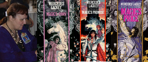 The series that hooked me on Mercedes Lackey. Image from http://www.thebacklot.com/forget-about-orson-scott-card-and-john-c-wright-here-are-eight-gay-inclusive-sci-fifantasy-writers/09/2009/